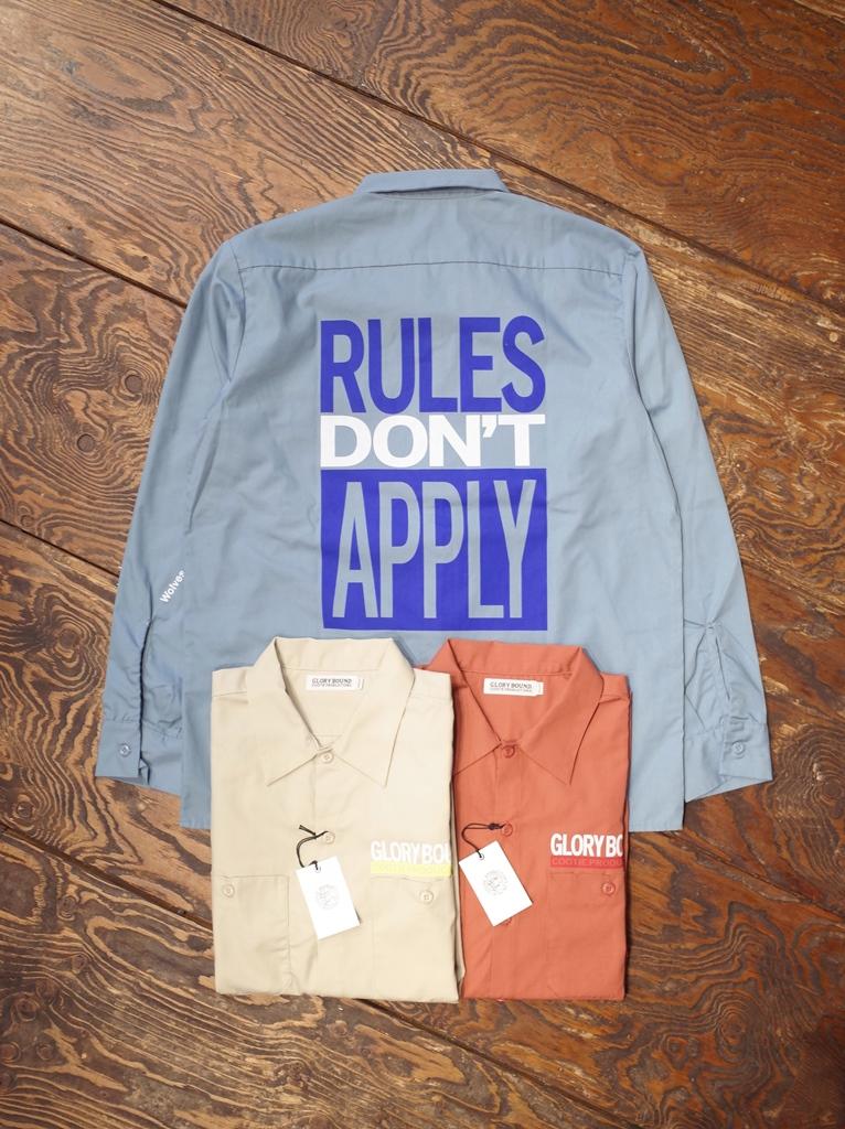 COOTIE  「 T/C Work Shirt 」 T/C ワークシャツ