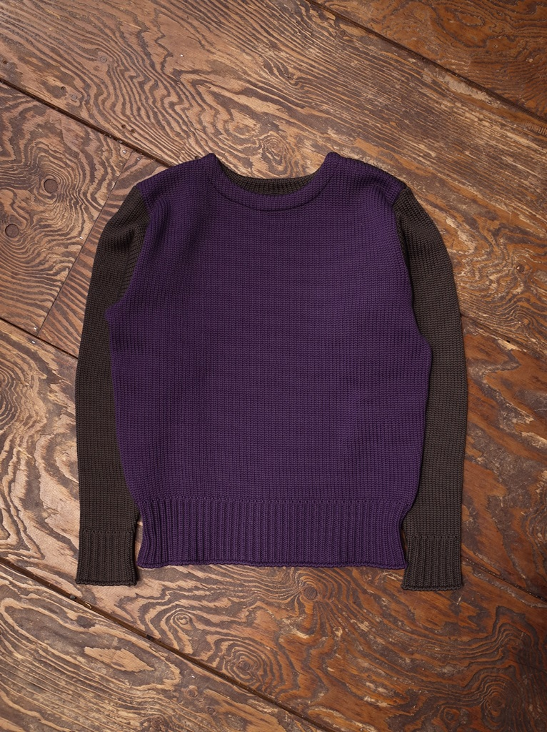 TROPHY CLOTHING   「Athletic Low Gauge Knit」 ローゲージニット