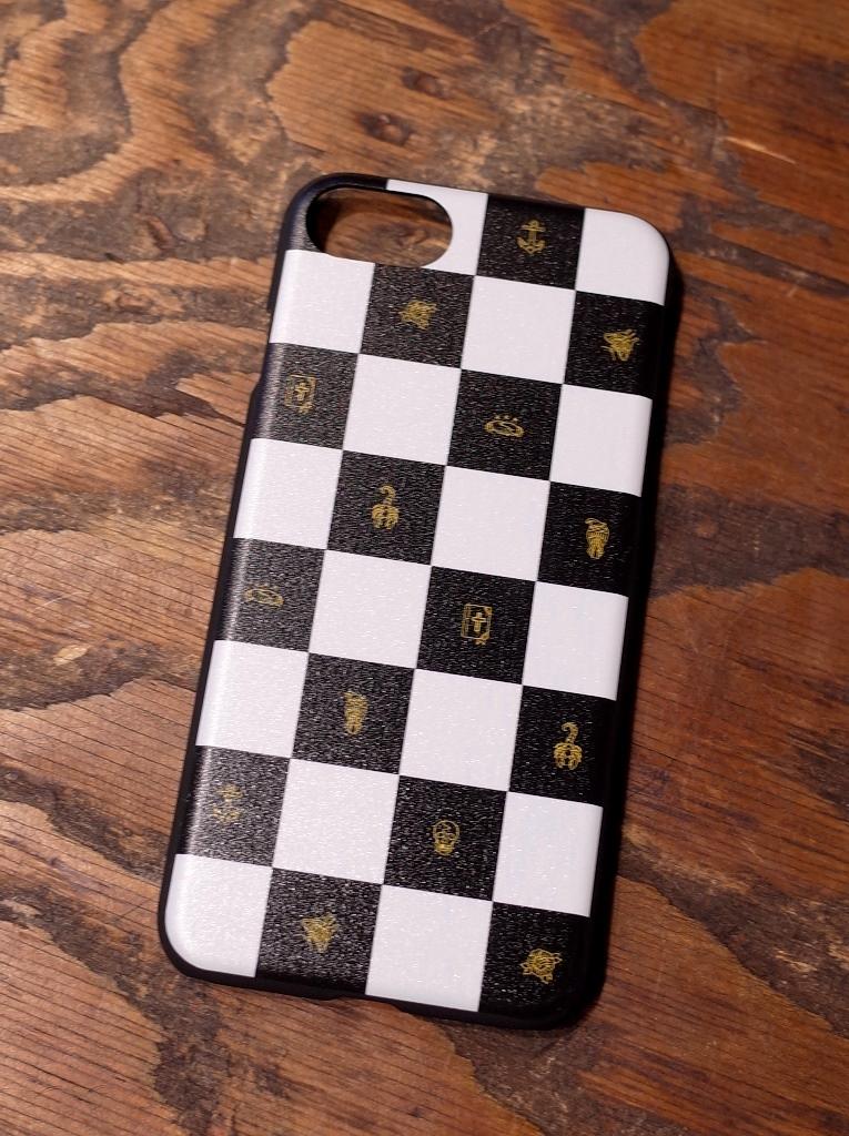SOFTMACHINE   「CHESSBOAD iPhone CASE 7 & 8」 iPhone 7 & 8 ケース