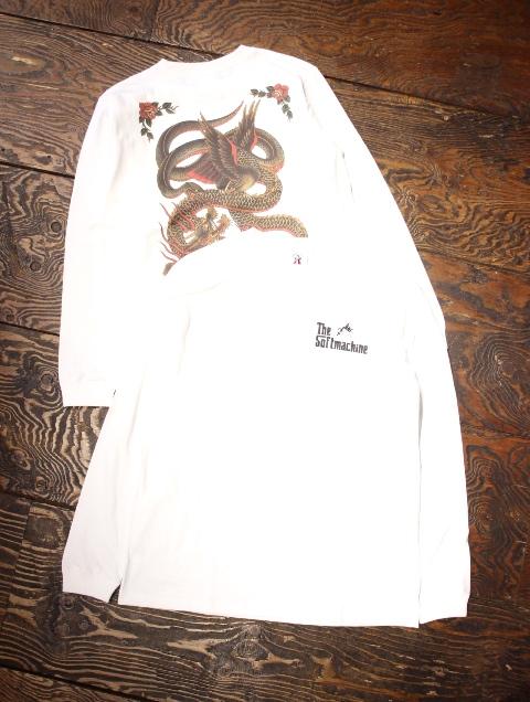 SOFTMACHINE  「BATTLE ROYALE L/S」 ロングスリーブティーシャツ