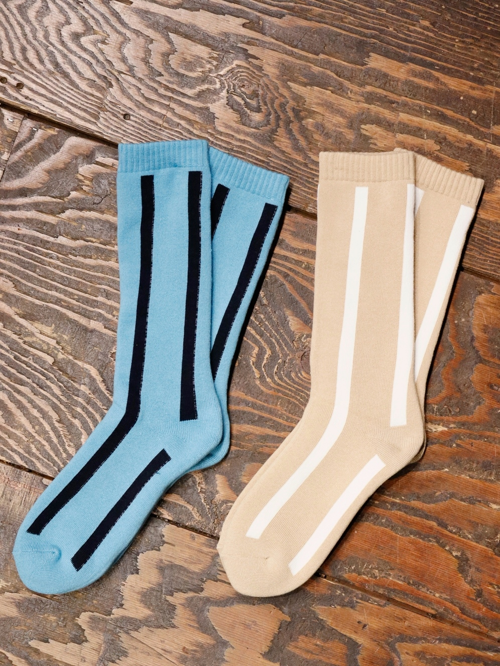 SON OF THE CHEESE  「 Stripe SOX 」  ソックス