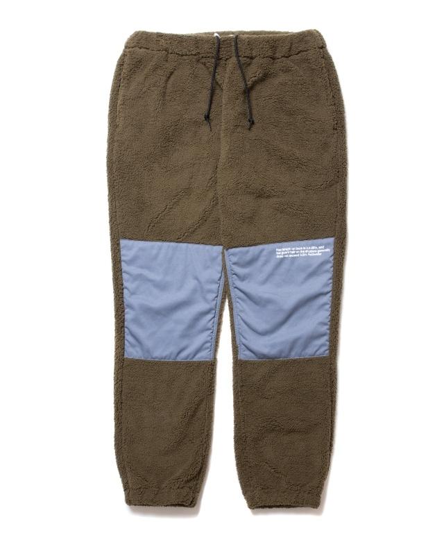 【予約商品:10月入荷予定】 ROTTWEILER  「Fleece Pants 」   フリースパンツ