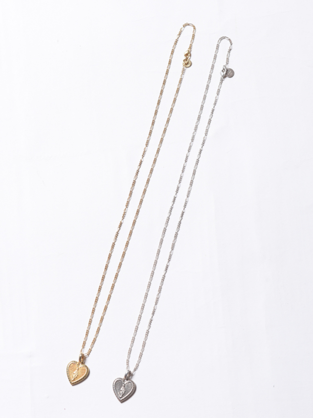 CALEE  「HEAT HEAD SILVER NECKLACE 」  SILVER製 ネックレス