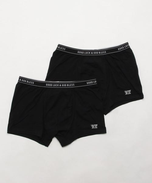 CRIMIE  「2P-PACK THE CR BOXER SHORTS」 2枚組アンダーウェア