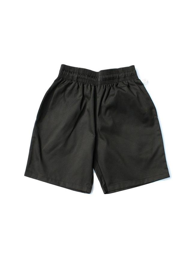 COOKMAN 「Chef Pants Short Black」 シェフパンツショート