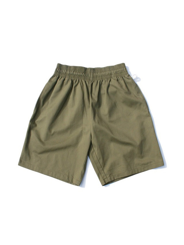 COOKMAN 「Chef Pants Short Khaki」 シェフパンツショート