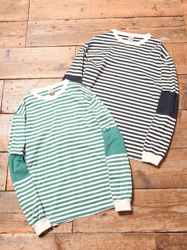 CALEE  「 L/S BORDER T-SHIRTS  」 ボーダーティーシャツ