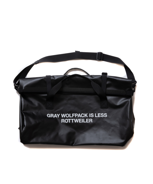 【予約商品:9月入荷予定】 ROTTWEILER   「Carry Big Bag  」  ショルダーバッグ