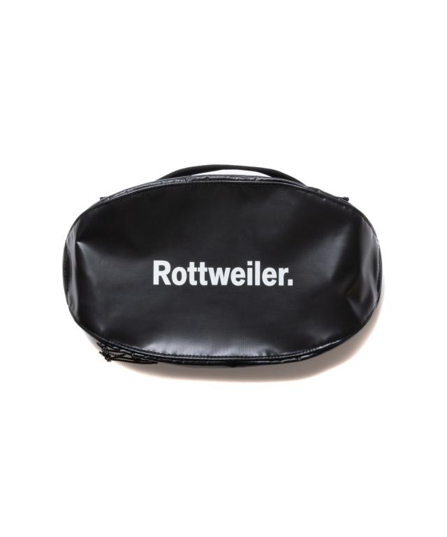 【予約商品:8月入荷予定】 ROTTWEILER   「R.W Hand Pouch  」  ハンドポーチ
