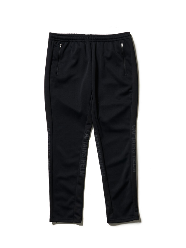 【NEW YEAR ITEM !!】【予約商品:2月入荷予定】 CAPTAINS HELM   「 #SIDE MESH TRACK PANTS 」  トラックパンツ