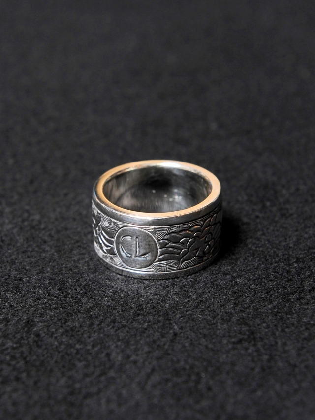 CALEE 「ORIENTAL RING (SILVER925)」  SILVER製リング