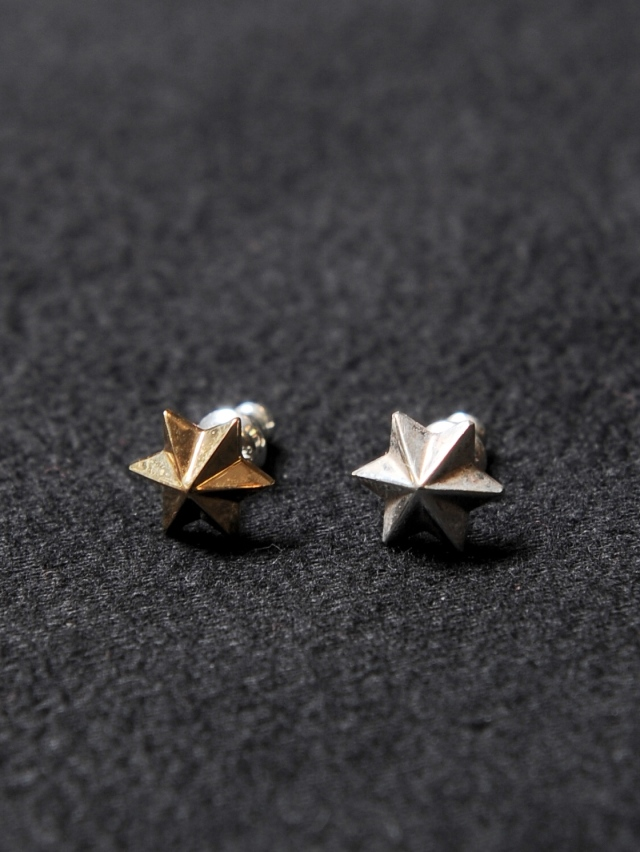 CALEE  「STAR PIERCE 〈SILVER 925 〉」 SILVER 925製 スターピアス