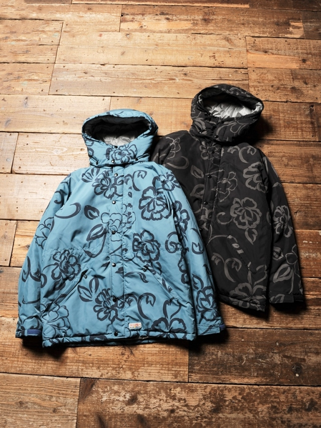 CALEE   「HOODED OUTDOOR JACKT」 フーデットジャケット