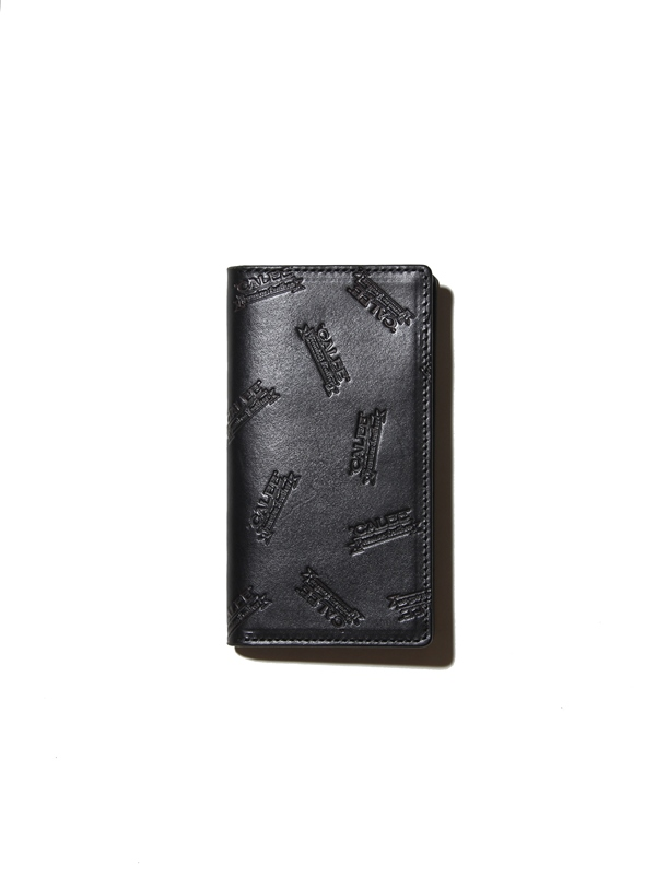 CALEE   「 ALLOVER EMBOSSING SMARTPHONE COVER」 スマートフォンカバー