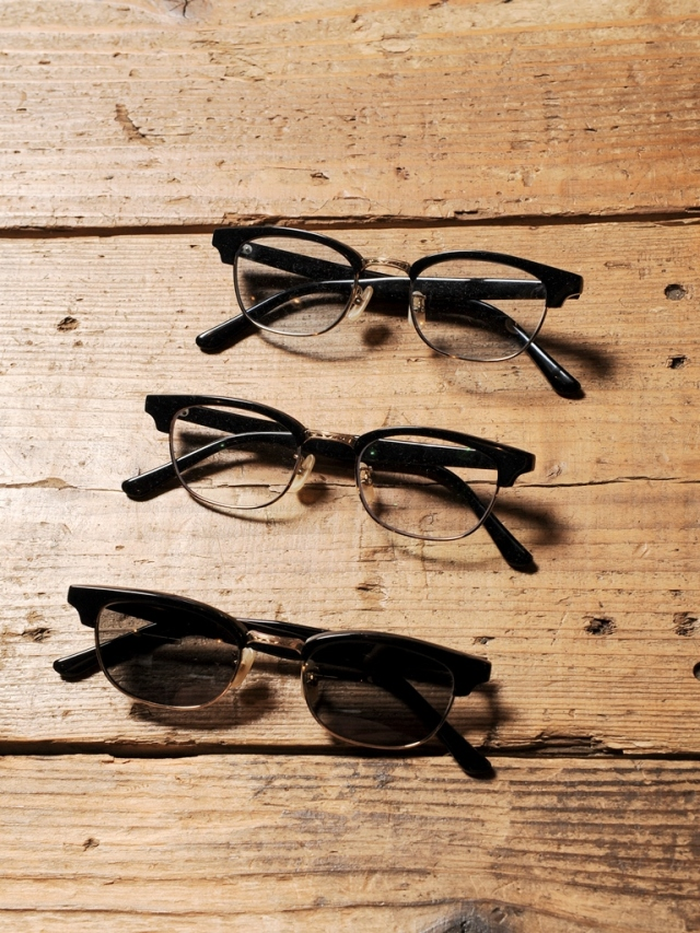 CALEE  「SIRMONT BROW GLASSES」  ブロータイプグラッシーズ