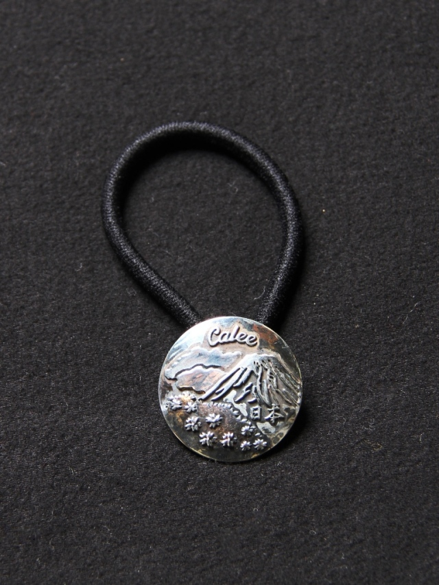 CALEE  「JAPAN STYLE CONCHO 〈SILVER〉」  SILVER製 コンチョ髪留め