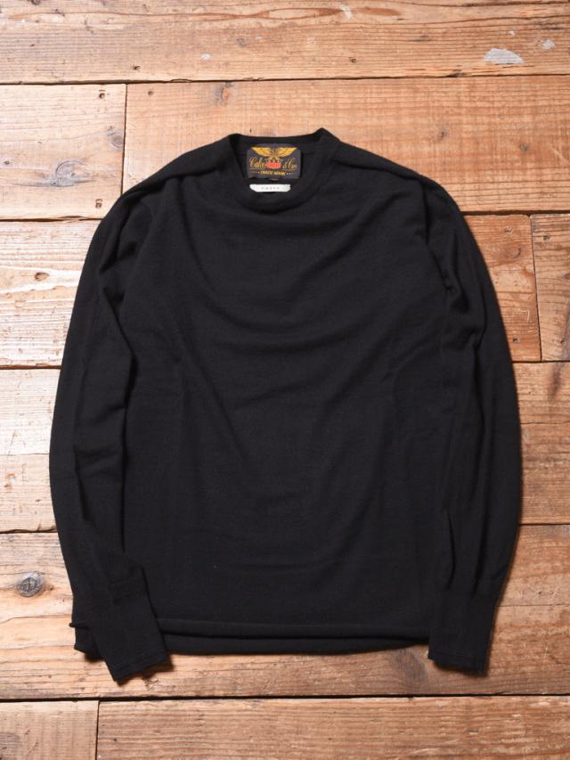 CALEE × CASSY  「CASHMERE KNIT SWEATER」 カシミアクルーネックセーター