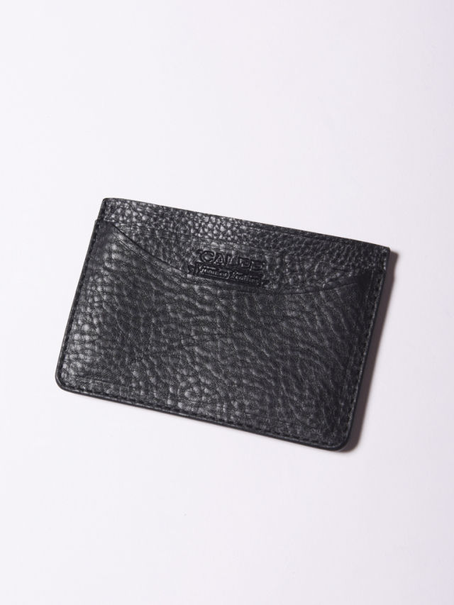 CALEE  「PLANE LEATHER CARD CASE」 レザーカードケース