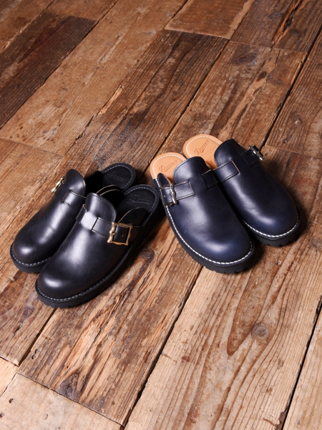 CALEE × DANNER   「LEATHER SANDALS」  レザーサンダル