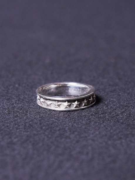CALEE   「STAR RING」 SILVER 925製 リング