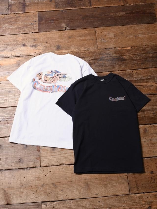 CALEE   「BOAR T-SHIRT 」 プリントティーシャツ