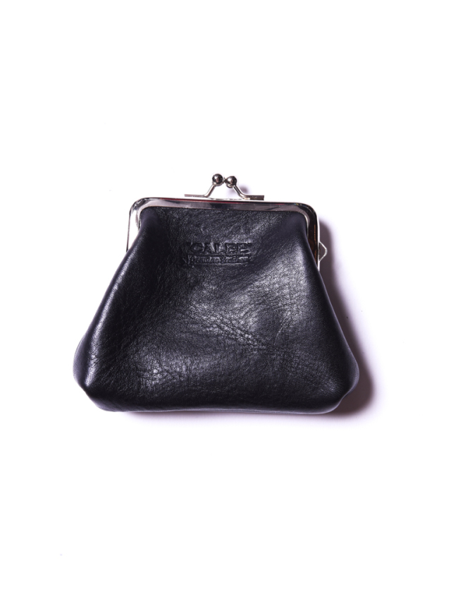 CALEE   「 PLANE LEATHER COINCASE」  レザーコインケース