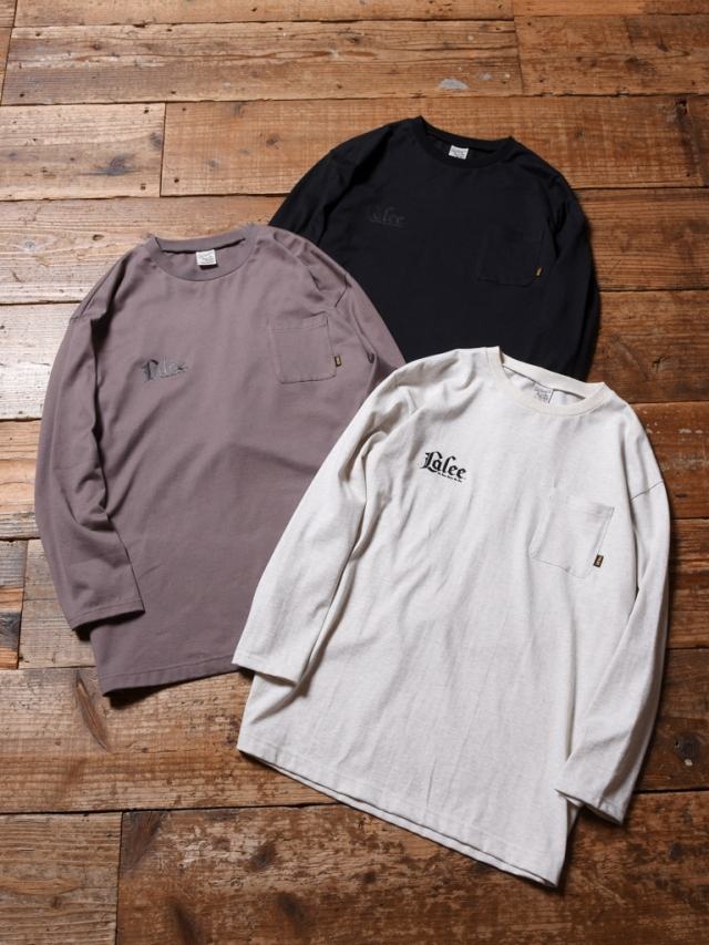 CALEE   「3/4 SLEEVE SET IN T-SHIRT」   セットイン7分丈ティーシャツ