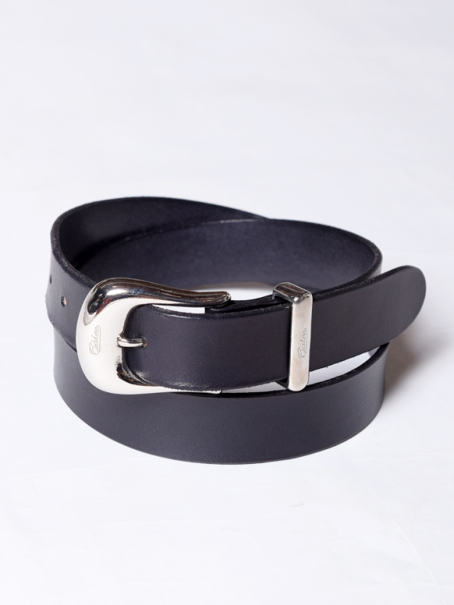 CALEE   「PLANE LEATHER  BELT」  レザーベルト