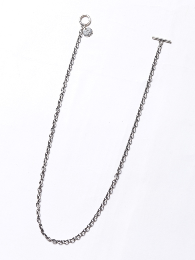CALEE   「THICK NECKLACE CHAIN」 SILVER925製 ネックレスチェーン