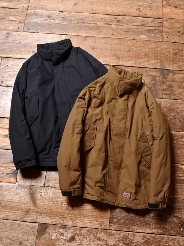 CALEE  「MILITARY HAPPY JACKET」   ミリタリーパデットジャケット
