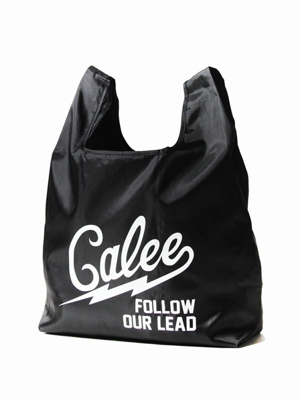 CALEE  「PACKABLE ECO BAG」 パッカブル エコバッグ