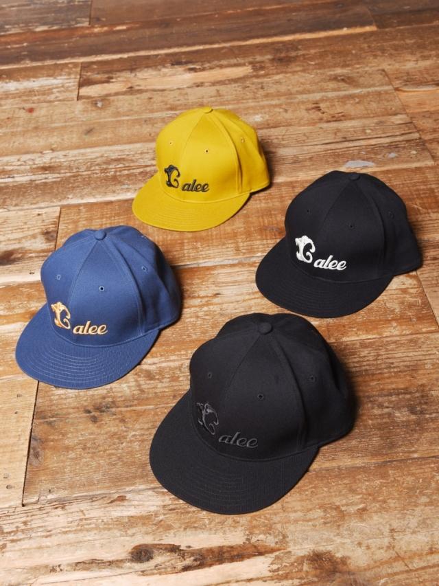 CALEE  「BASE BALL CAP」 ベースボールキャップ
