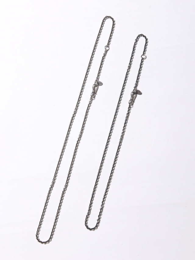 CALEE   「NECKLACE CHAIN 〈SILVER925 〉」 SILVER925製 ネックレスチェーン
