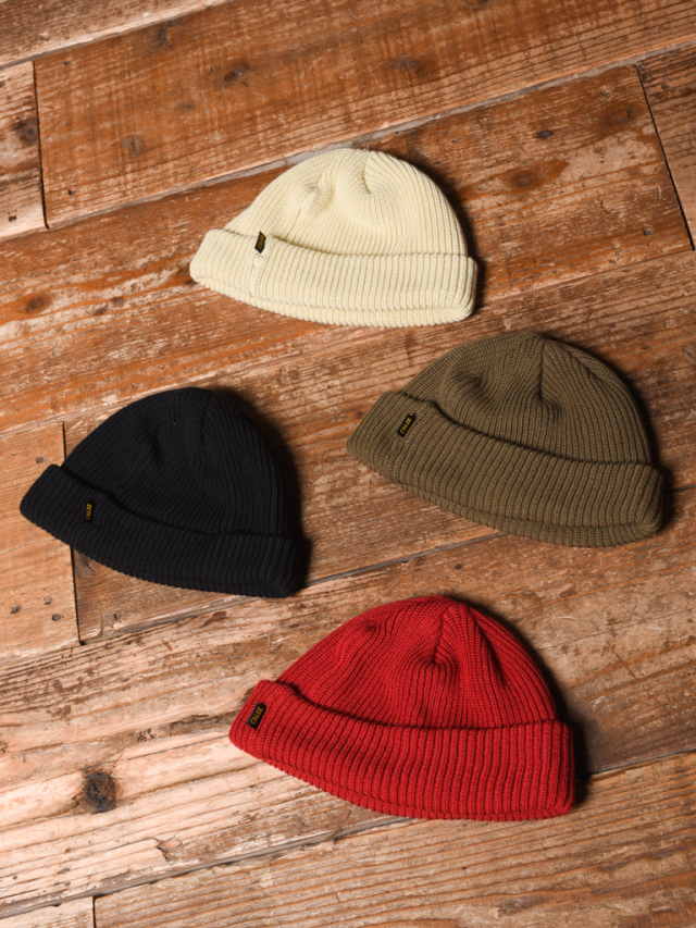 CALEE  「COOL MAX KNIT CAP」  ニットキャップ