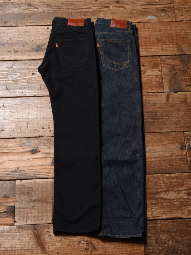 CALEE  「FIVE POCKET TAPERED SLIM DENIM PANTS 〈ONE WASH〉」 テーパードスリムデニムパンツ