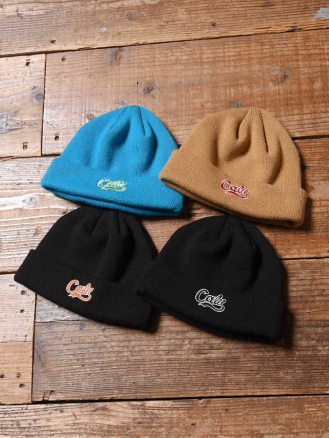 CALEE  「ACRYLIC KNIT CAP」  ニットキャップ