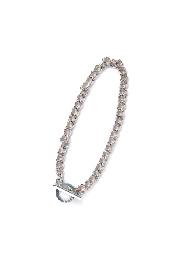 CALEE   「SILVER CHAIN ANKLET」 SILVER 925製 チェーンアンクレット