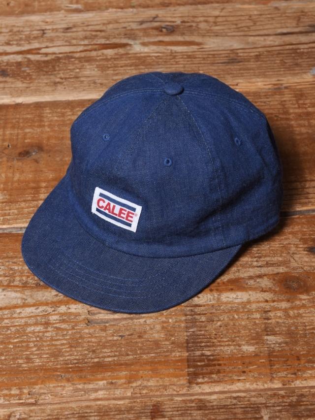 CALEE  「DENIM CAP」 デニムキャップ