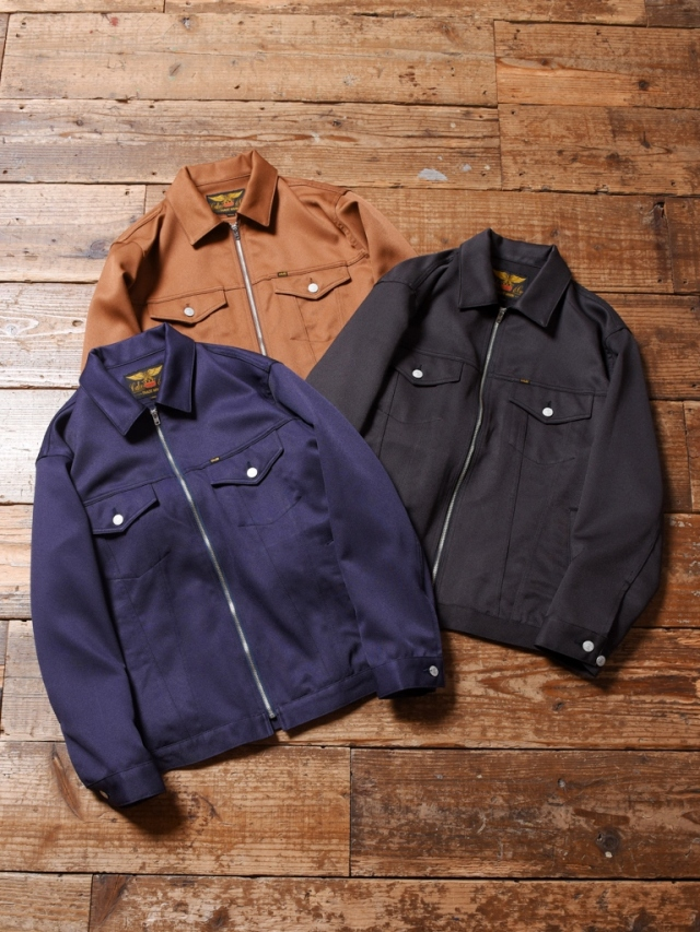 CALEE  「ST-P REPRODUCT TRUCKER JACKET」  トラッカージャケット