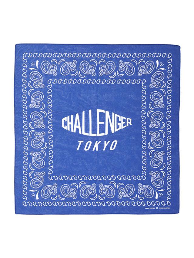 CHALLENGER  「CHALLENGER BANDANA」  バンダナ