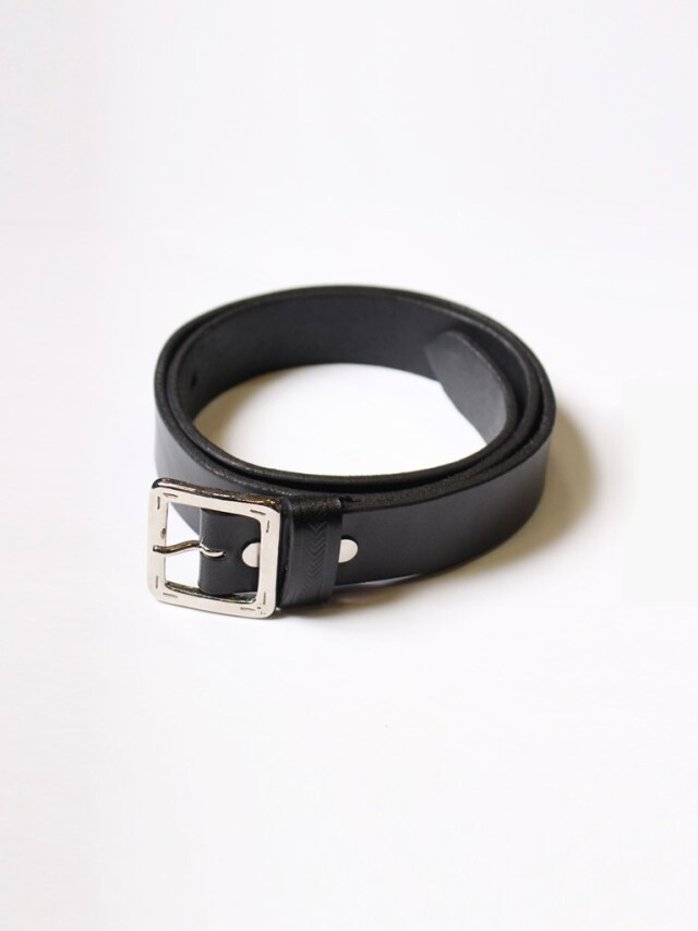 CUT RATE  「LEATHER NARROW BELT」   レザーナローベルト