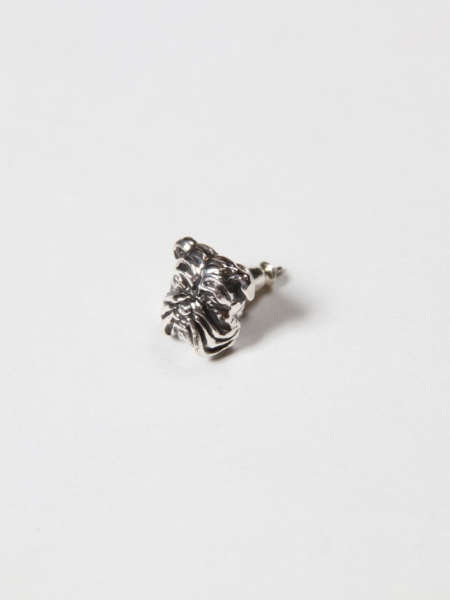 CUT RATE  「CONSIGLIERE BULLDOG PIERCE」 SILVER 925製 ピアス