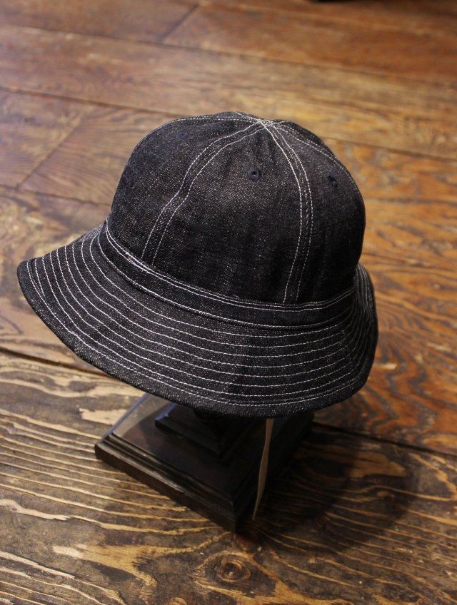 TROPHY CLOTHING  「Dirt Denim  Army Hat」  デニムアーミーハット