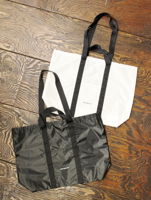 COOTIE   「S-Cloth Tote Bag (Medium) 」  トートバッグ
