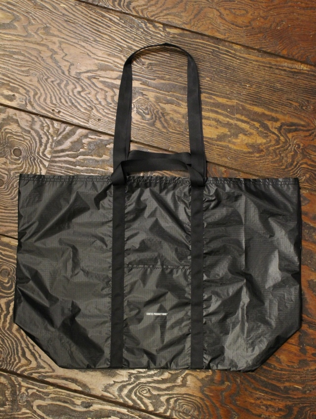 COOTIE   「S-Cloth Tote Bag (Large) 」  トートバッグ