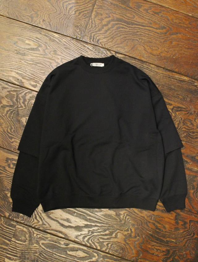 COOTIE  「Cellie Crewneck Sweatshirt」 クルーネックスウェット