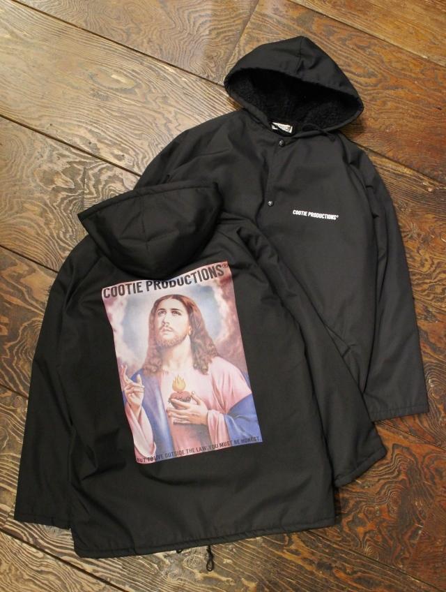 COOTIE  「Bench Jacket (JESUS) 」 ベンチジャケット