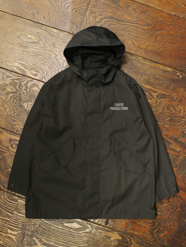COOTIE  「Supima Weather Cloth Mods Coat」 モッズコート