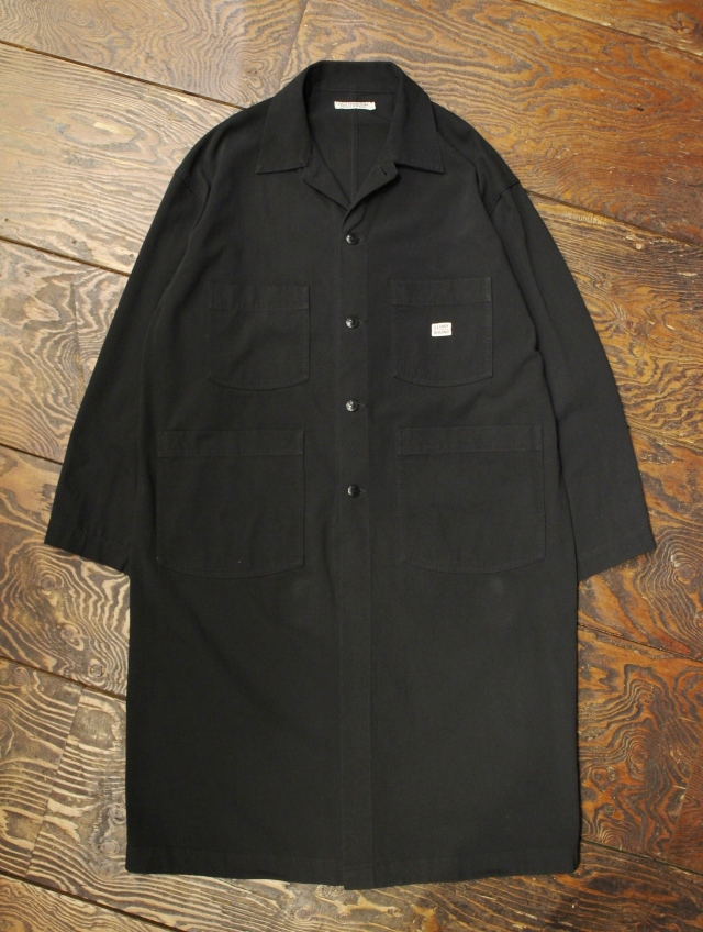 COOTIE  「Rough Twill Shop Coat」 ショップコート