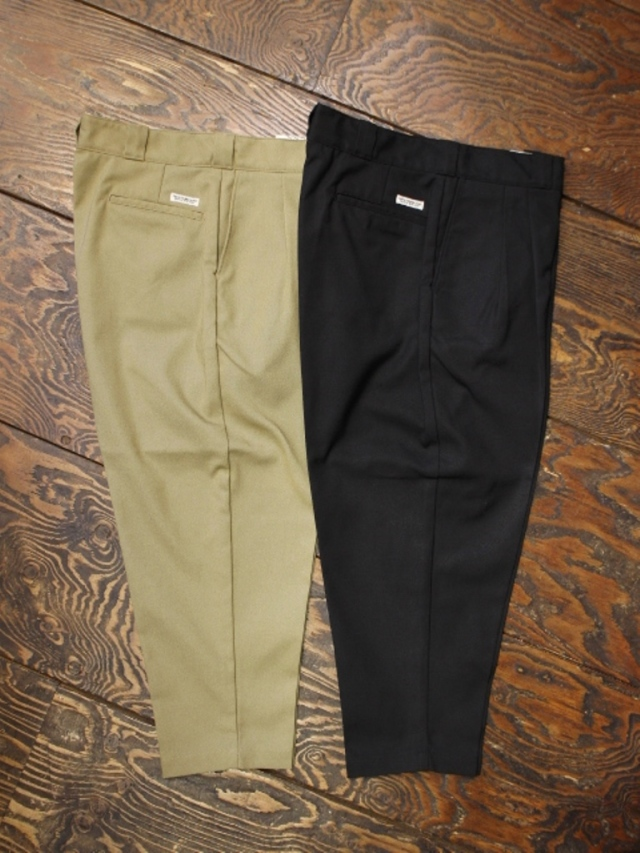 COOTIE  「T/C Hopsack 2 Tuck Trousers」 2タックトラウザー